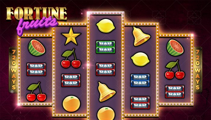 Fortune Fruits Slots Game KIT