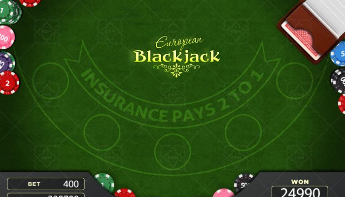 Blackjack Graphics Game KIT