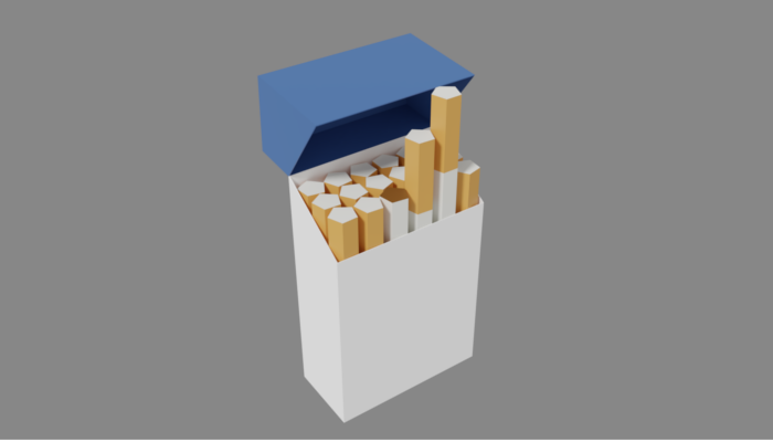 Lw Poly Cigarettes