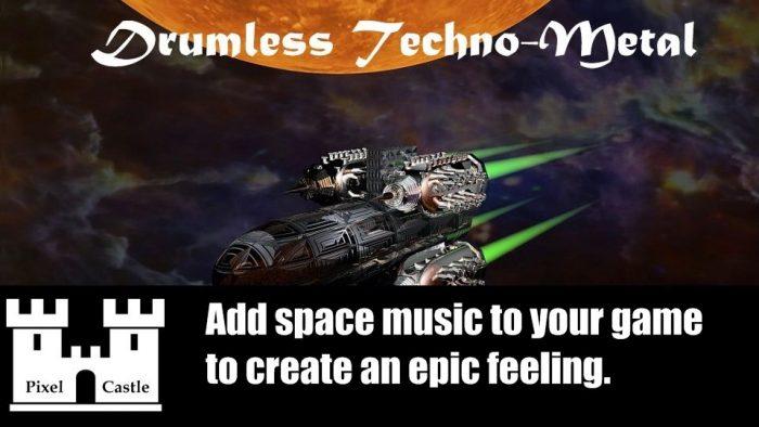 Drumless Techno-Metal