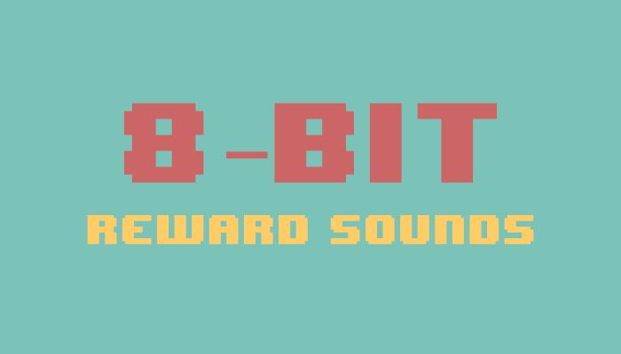 8-Bit Reward Sounds