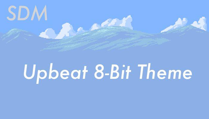 Upbeat 8-bit Theme