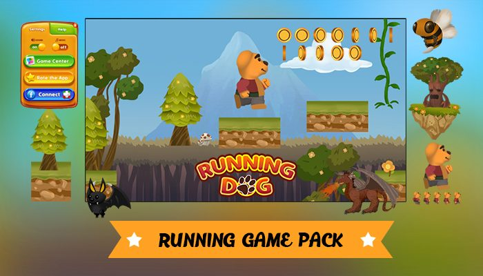 Running Game Pack