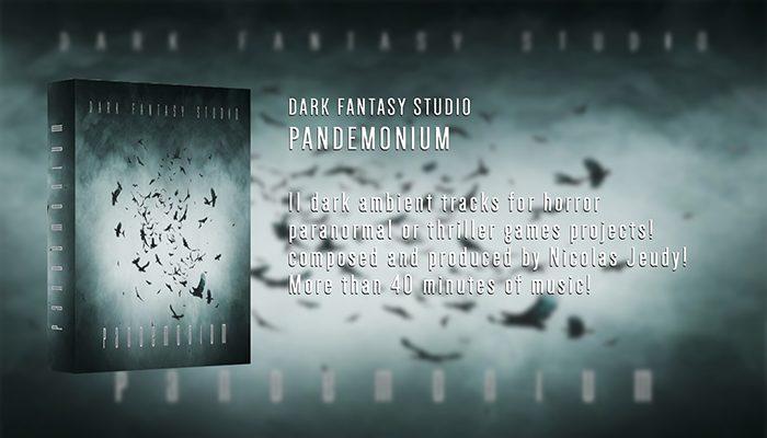 Dark Fantasy Studio- Pandemonium (thriller investigation music)