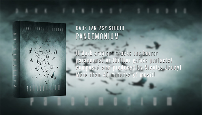 Dark Fantasy Studio- Pandemonium (thriller investigation music)