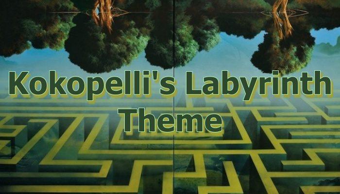 Mystic Puzzle Theme ~ Kokopelli's Labyrinth