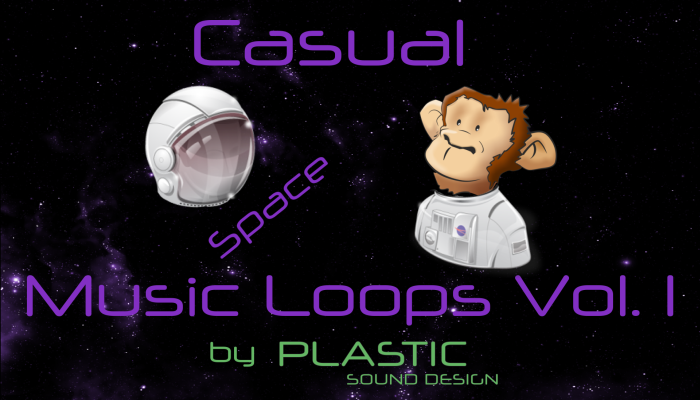 Casual Music Loops Vol. 1 (Space)