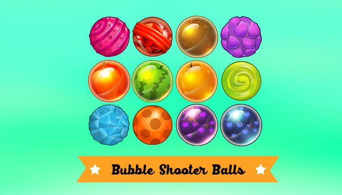 Bubble Shooter Balls