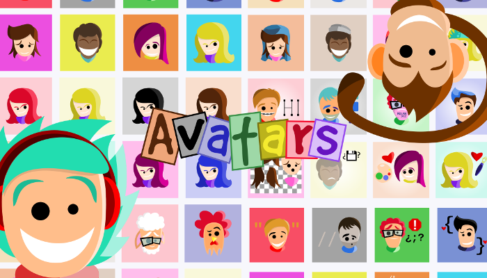 Characters Avatars For Casual Games 1.2.