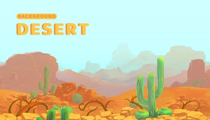 Desert tileable – Game Background