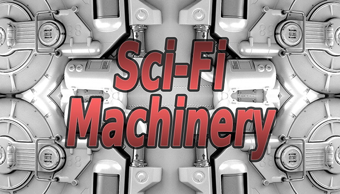 Sci-Fi Machinery