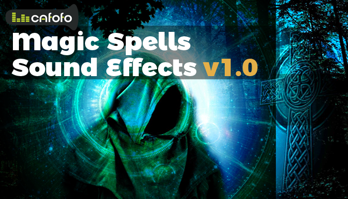 Magic Spells Sound Effects