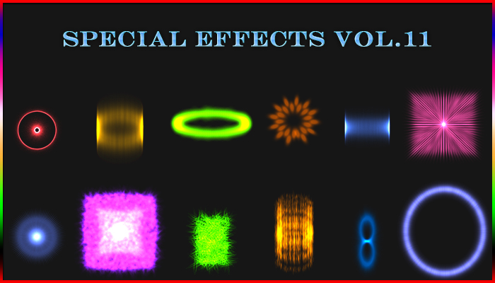 Special Effects Vol.11
