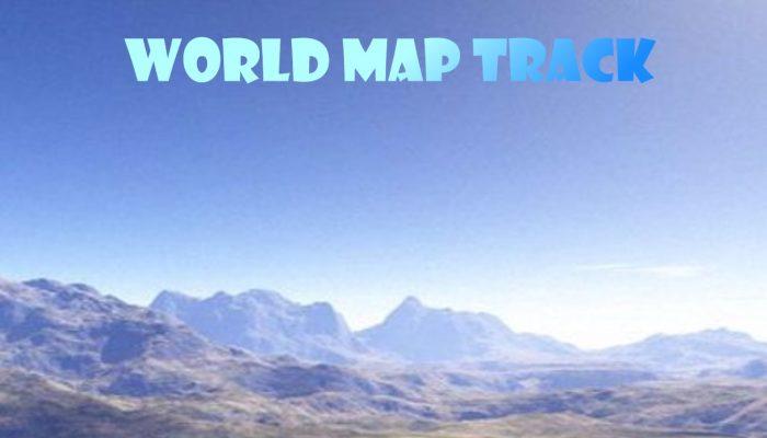 World Map Music – Reachable