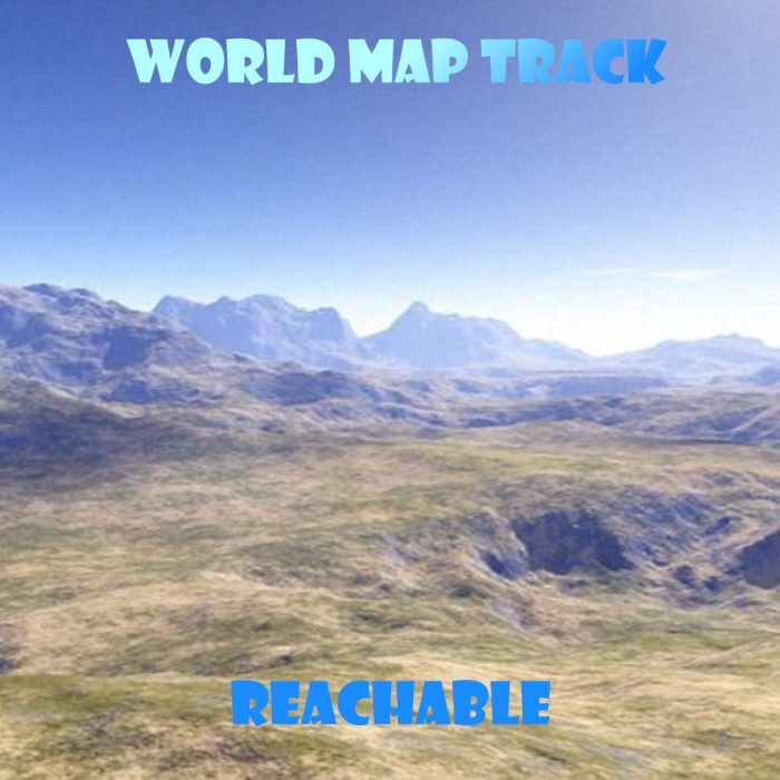 World Map Music – Reachable
