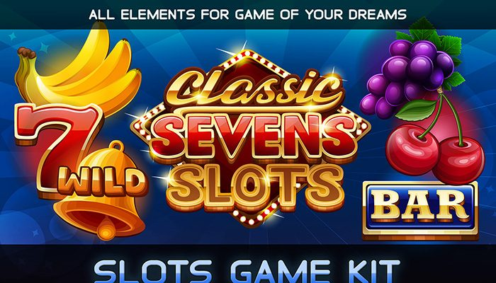 Classic Sevens Slots game KIT