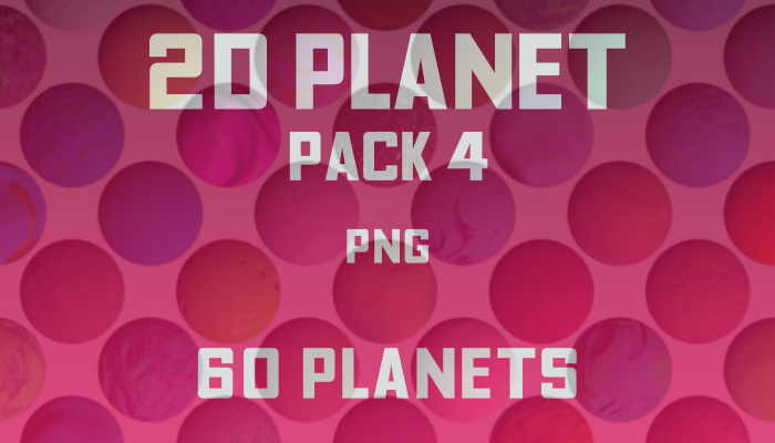2D Planet pack 4