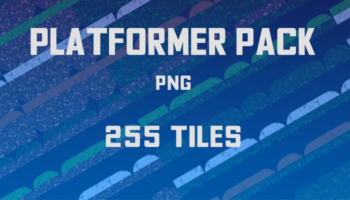 Platformer tiles pack 2