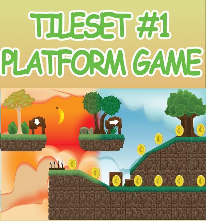 Tileset Platform Game