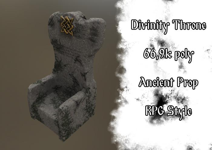 Divinity Throne