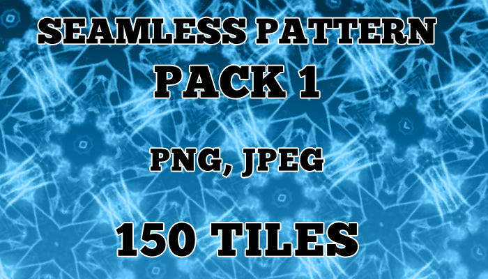 Seamless pattern pack 1