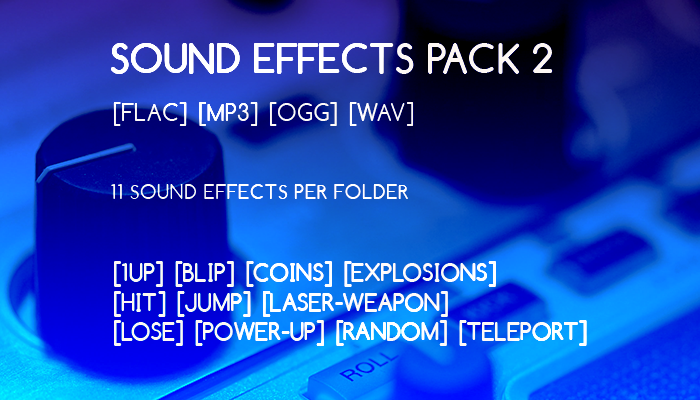 Sound effects Pack 2