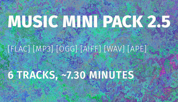 Music Mini Pack 2.5