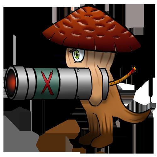 Mushroom Enemy