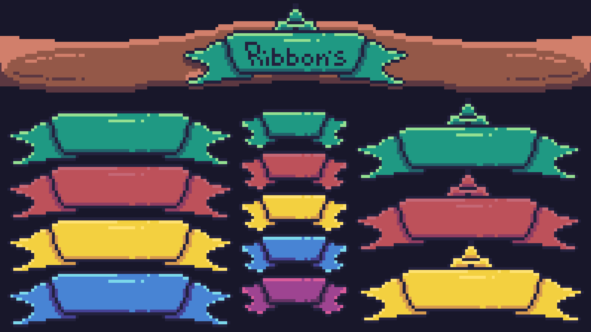 Item : Ribbon's