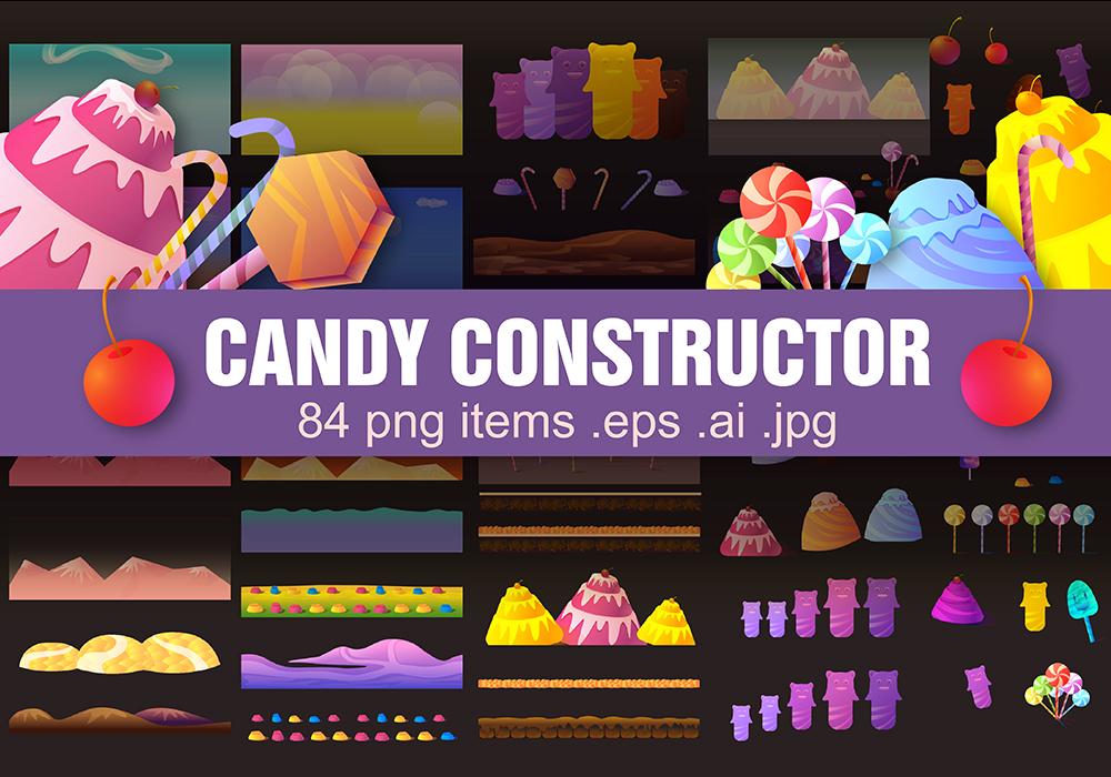 Candyland Constructor