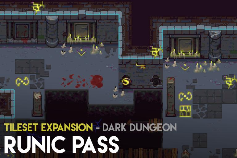 Runic Pass – Tileset Expansion