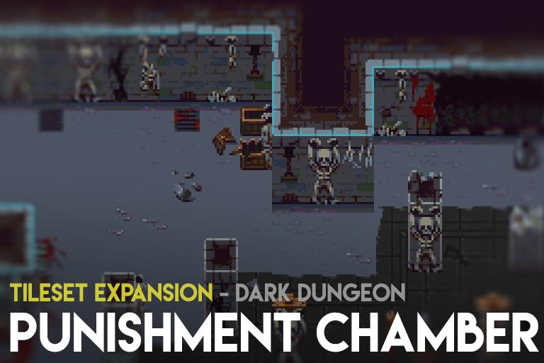 Punishment Chamber – Tileset Expansion