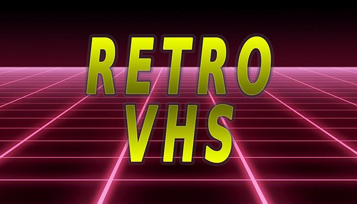 Retro VHS