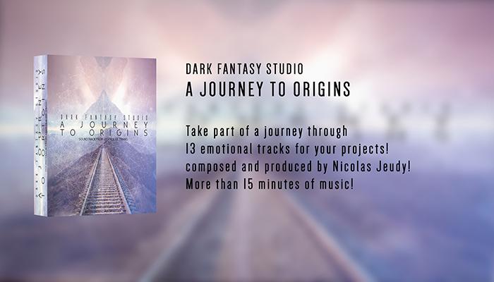 Dark Fantasy Studio- A journey to origins (emotional music)