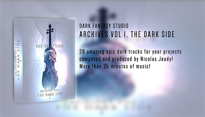 Dark Fantasy Studio- Archives Vol.1 The Dark Side (dark action)