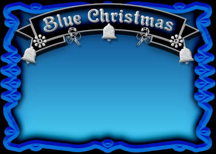 Blue Xmas Gui