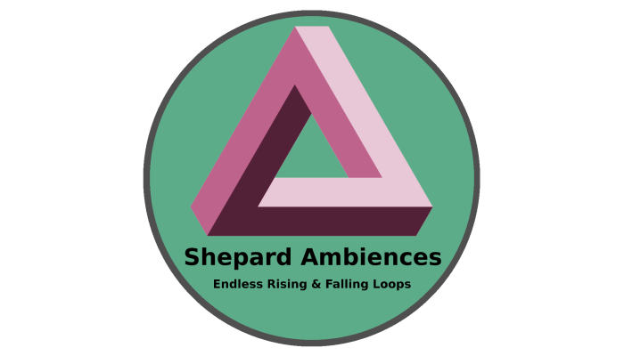 Shepard Ambiences – Endless Rising/Falling