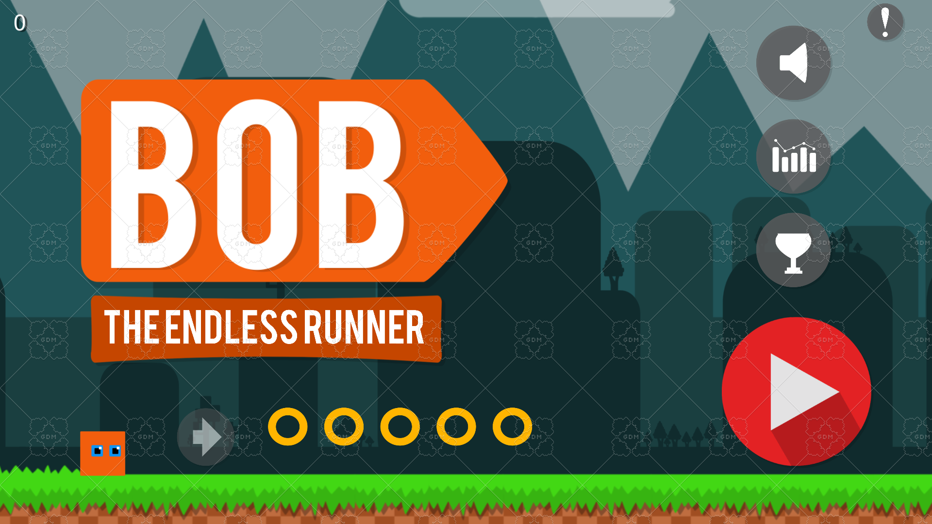2D Endless Runner Assets