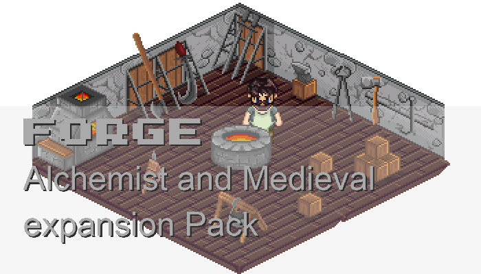 Forge – Expansion Pack