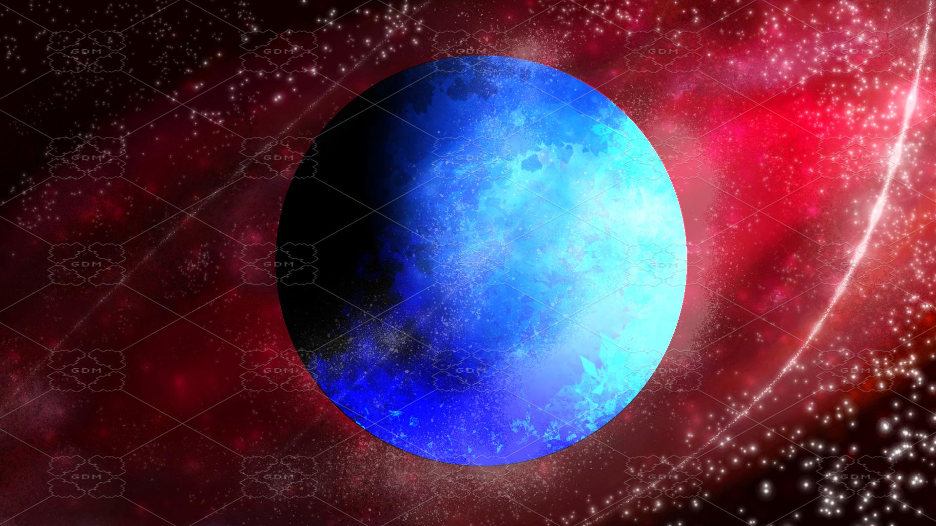 Multi Universe – 2D Background