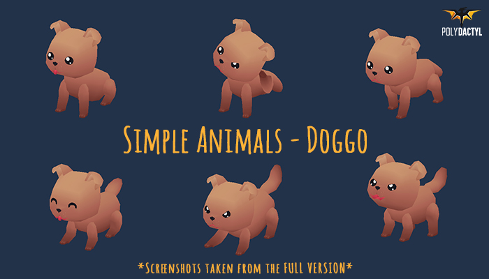 Simple Animals – Dog Lite