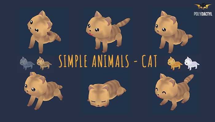 Simple Animals – Cat
