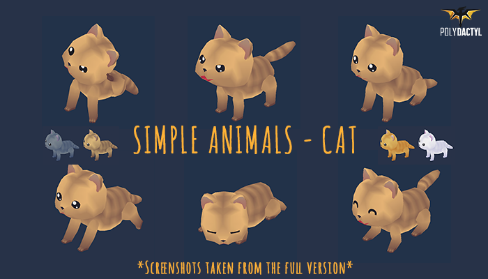 Simple Animals – Cat Lite
