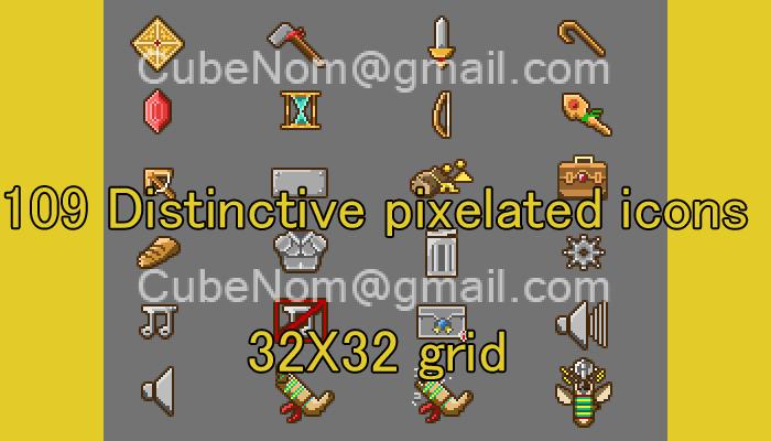 Pixel Gui Pack
