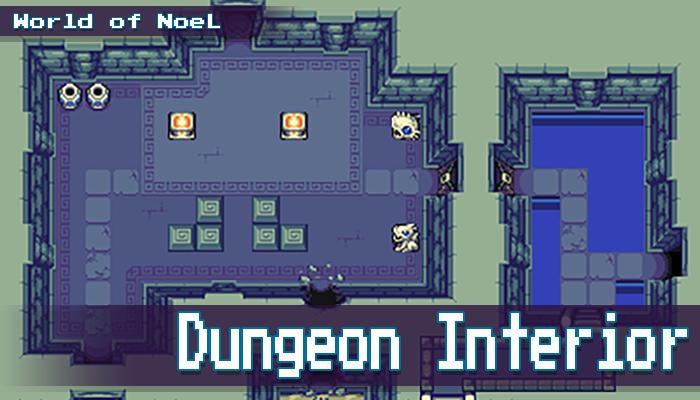 Dungeon Interior Tileset