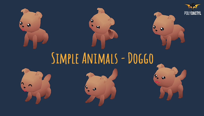 Simple Animals – Dog