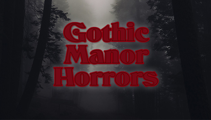 Gothic Manor Horrors Audio Loops Pack