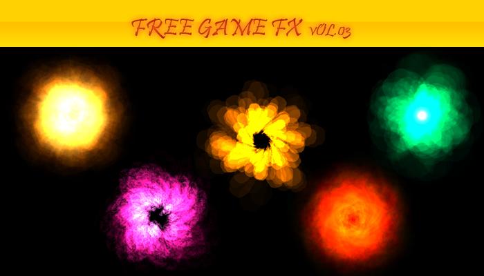 Free Game FX – Vol03