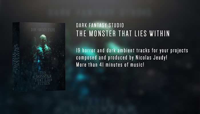 Dark Fantasy Studio- The monster that lies within (horror music)