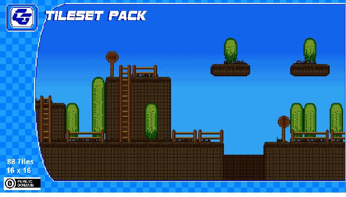 Tile Set Pack 6